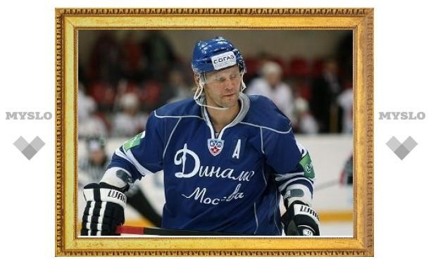 Хоккеиста Даниила Маркова лишили прав за конфликт с гаишниками