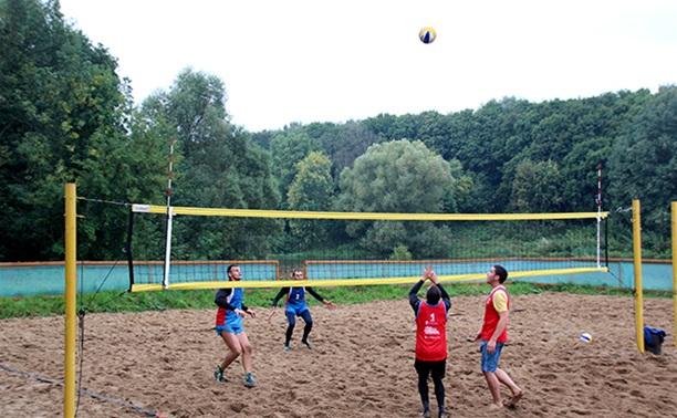 В Тульской области определены сильнейшие в пляжном волейболе