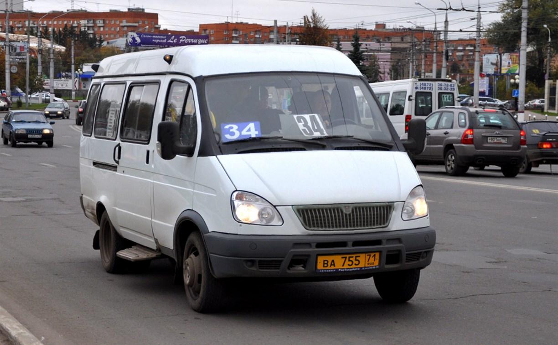 Из-за ремонта автобус №34 в Туле изменит схему маршрута