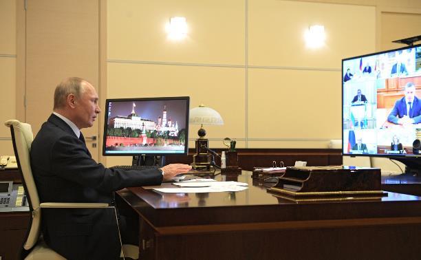 Путин предложил новые меры поддержки бизнеса: зарплатные кредиты, финансовая помощь компаниям и деньги регионам