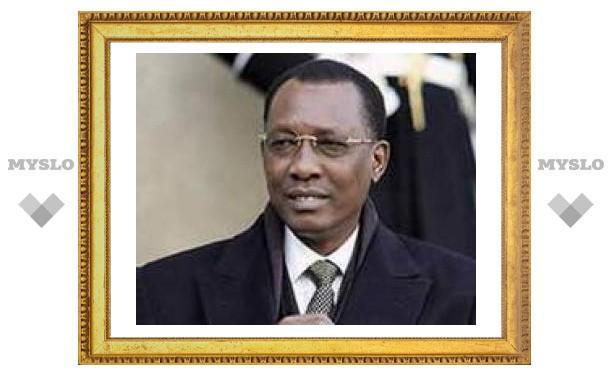 В Париже убит сын президента Чада