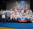 Тульские рукопашники привезли из Курска 23 медали