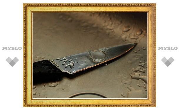 Туляк взялся за нож после слов сына «папа плохой»