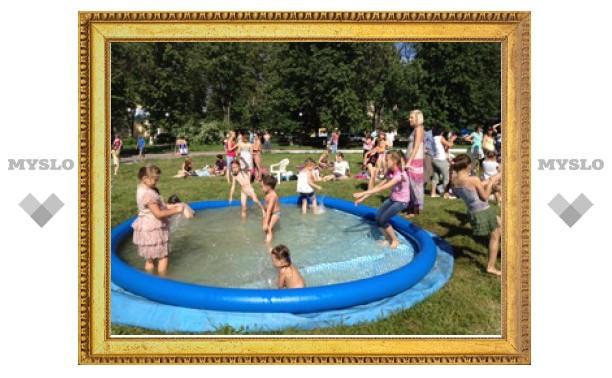 Туляки в восторге от пикника у ДКЖ (Фоторепортаж)!