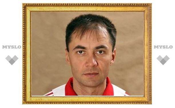 В тульском «Арсенале» новый тренер