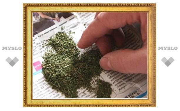 Туляк заплатит полмиллиона за марихуану