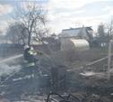 В Скуратово из-за короткого замыкания сгорел автомобиль