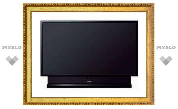 JVC назвала цену самого большого в мире HD-телевизора