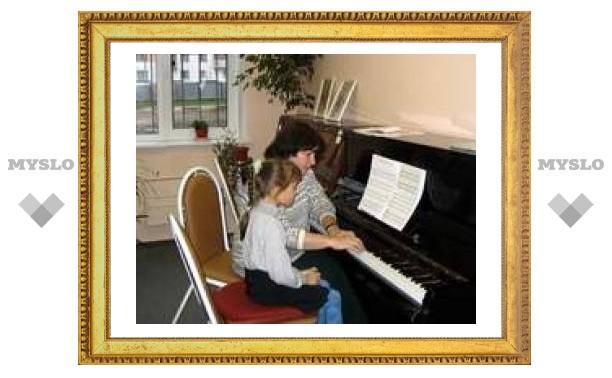 Тульской музыкальной школе - 100 лет!