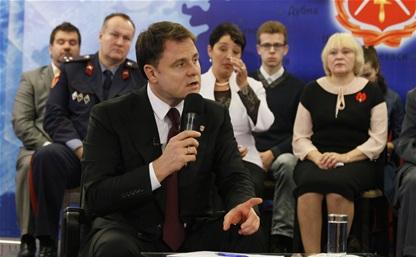 Владимир Груздев: «Нужно внимательнее смотреть, кому и как мы доверяем свои деньги»