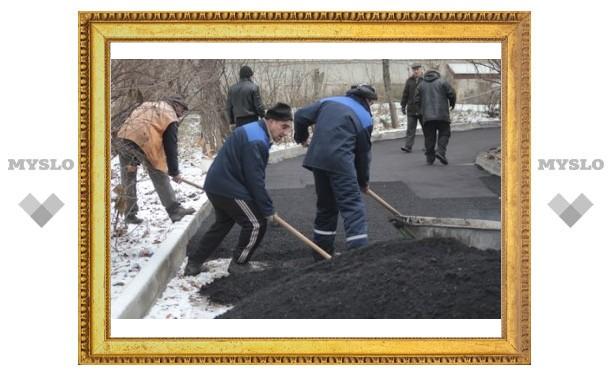 Губернатор отказался платить за зимний ремонт дорог