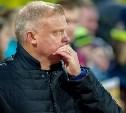 Сергей Кирьяков: «За игру сегодня стыдно. За результат отвечает тренер»