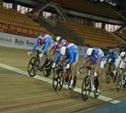 Тульские велосипедисты завоевали первое золото в Санкт-Петербурге