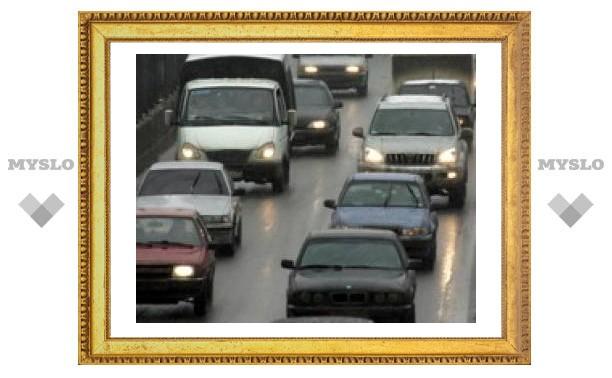 Какие улицы Тулы стали односторонними
