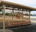 В Туле заменили 35 автобусных остановок