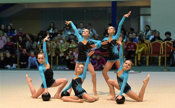 Тульские гимнастки привезли золото из Орла