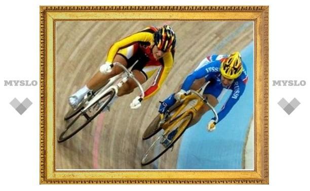 Тульские велогонщики остались без медалей на чемпионате мира