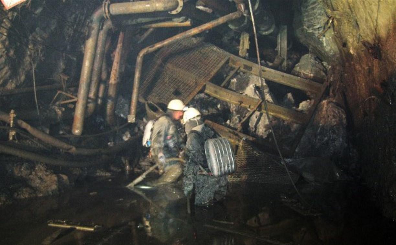 Спасательные работы на аварийном руднике в Якутии частично прекращены