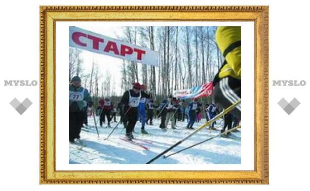 """Все на """"Хомяковскую лыжню"""""""