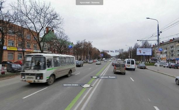 5 и 9 апреля в центре Тулы ограничат движение транспорта