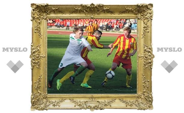 «Арсенал» не справился со студентами из Орла: «Арсенал» - «Русичи» 0:0