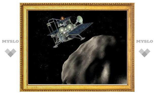 Российская межпланетная станция не смогла выйти на траекторию отлета