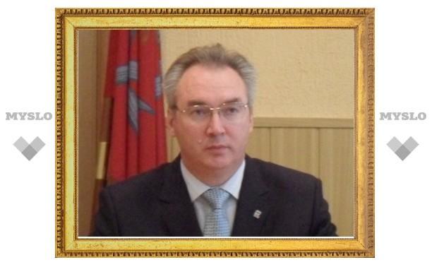 Главе администрации Тулы внесено представление