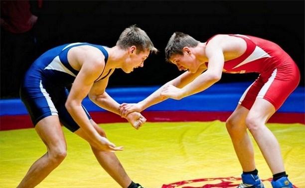 Тульский борец завоевал «золото» на турнире в Минске