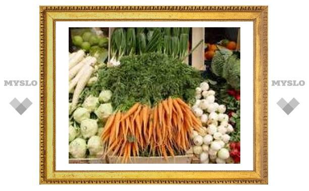 В Туле в мае подорожали овощи