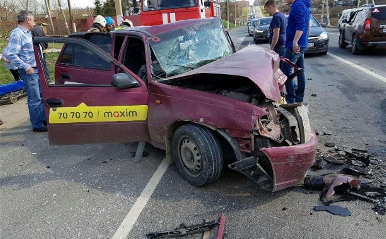 Смертельное ДТП в Туле: служба такси окажет помощь пострадавшим и родственникам погибшего