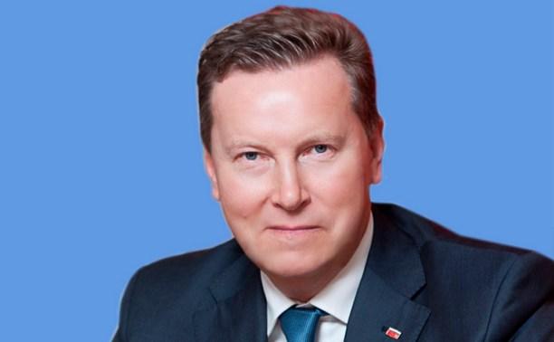 Олег Нилов предложил установить в Туле памятник гармони