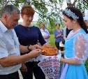 В Чернском районе прошёл фестиваль «Песни Бежина луга»
