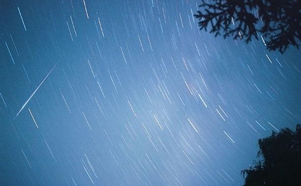 Туляки смогут увидеть мощный метеоритный дождь