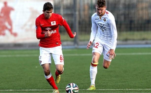 Молодежка «Спартака» обыграла «Арсенал» со счетом 2:0