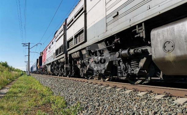 Сход грузового состава с рельсов: в Тульской области полностью восстановлено движение поездов