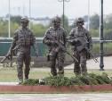 В Туле появился памятник «Вежливым людям»