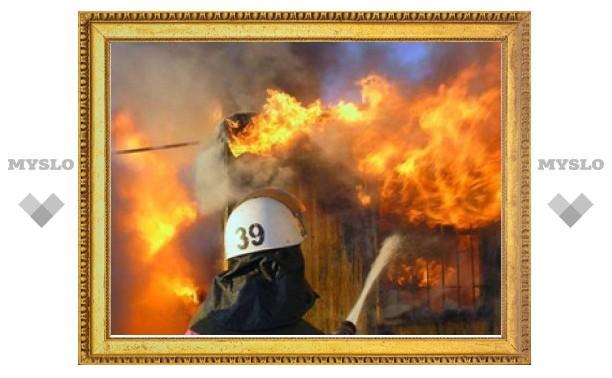 8 Марта под Тулой при пожаре в многоэтажке спасли 7 человек