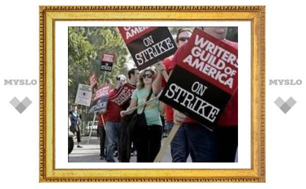 Забастовка сценаристов стоила $2,5 млрд