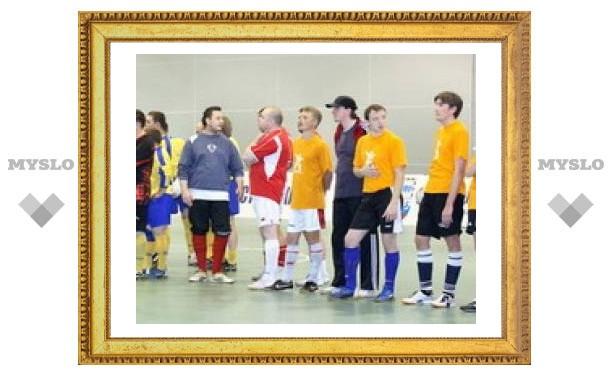 Мини-футбол среди корпоративных команд
