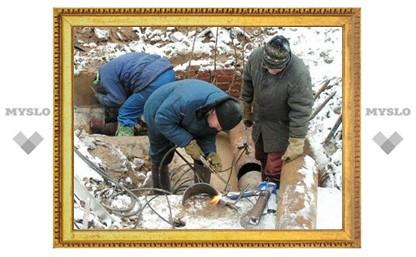 Жители Скуратова остались без газа