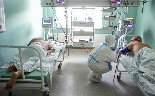 Из-за ухудшения эпидобстановки в роддоме Донской горбольницы развернут ковидный госпиталь
