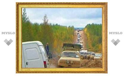 Транспортный коллапс угрожает уже не только Москве, а всей России