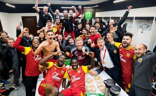«Арсенал» в Грозном: наш «Крепкий орешек»