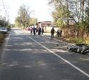 В Киреевском районе водитель мопеда погиб после столкновения с ВАЗ-2107