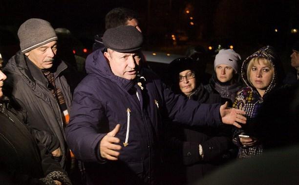 Мусорный конфликт на Бункерной в Туле идет к завершению