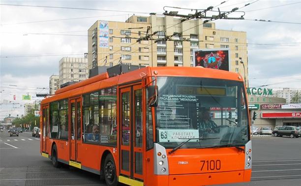 В Туле появятся 16 новых троллейбусов