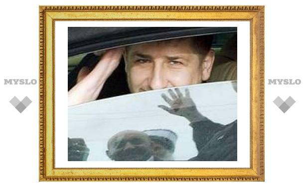 Кадыров официально вступил в должность президента Чечни