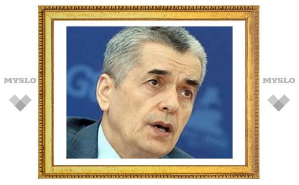 Онищенко: введение допустимой нормы алкоголя для водителей - преступление
