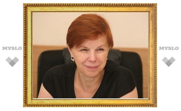 Людмила Соловьева ушла на повышение в Москву