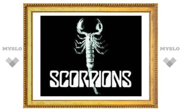 """В Тулу приезжает """"Scorpions"""""""